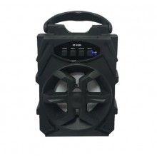 Boxa portabila SIKS® wireless, radio FM, bluetooth, negru