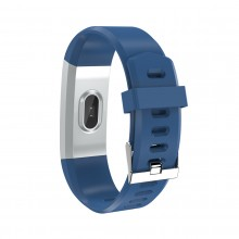 Bratara Fitness Smart Band albastru