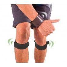 Set 2 centuri magnetice pentru genunchi + banda mana magnetica
