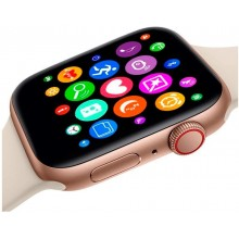 Smartwatch X6 Rose Gold