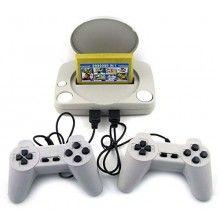 Consola retro Super 8 Bit cu caseta de jocuri inclusa