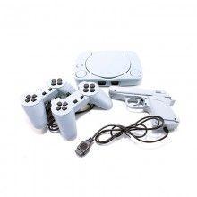 Consola retro Super 8 Bit cu jocuri incorporate