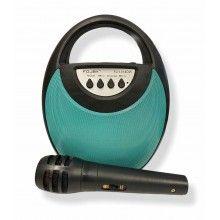 Mini Boxa portabila pentru karaoke cu LED Disco
