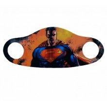 Masca pentru copii cu imprimeu Superman