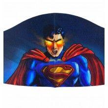 Masca pentru copii cu imprimeu Superman Hero