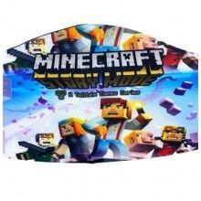 Masca pentru copii cu imprimeu Minecraft