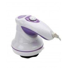 Aparat portabil EDAR® pentru masaj corporal, imbunatateste circulatia sangelui, alb/movasaj Manipol Body
