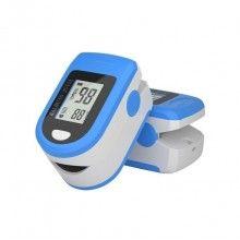 Pulsoximetru digital X1906 pentru copii si adulti, masoara nivelul oxigenului in sange si rata pulsului + 2 baterii incluse