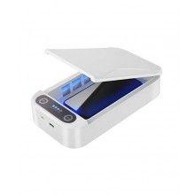 Sterilizator UVC 3in1 cu functie de aromaterapie si port usb