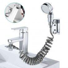 Extensie dus SIKS® pentru robinet, spalara usoara, furtun flexibil
