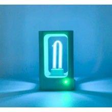Lampa inteligenta cu ultraviolete pentru sterilizare cu senzor de miscare