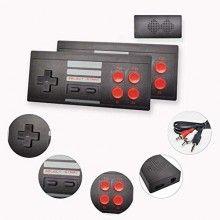 Consola portabila Extreme Game Box cu 2 josytick-uri si 620 de jocuri integrate