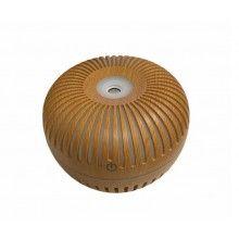 Umidificator de aroma cu ultrasunete si LED, 130 ml, KJR-078