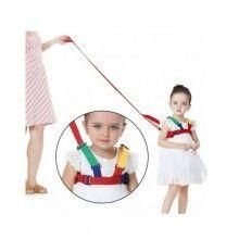 Ham copii SIKS® sustinere, reglabil, fixare pe haine, multicolor