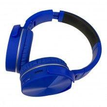 Casti audio EDAR® , On-Ear, Super Bass, Radio FM, Mp3