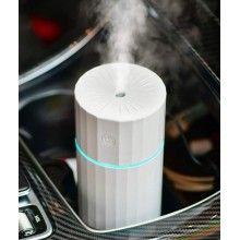 Umidificator cu aromaterapie, ideal pentru casa si masina, 200 ml