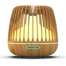 Difuzor pentru aromaterapie, model LW, 500ml, bej