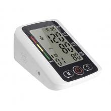 Tensiometru electronic pentru brat, portabil.