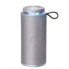 Boxa wireless rezistenta la apa, portabila, gri, 10 w