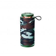 Boxa wireless EDAR® rezistenta la apa, Radio Fm, portabila, army, 10 w