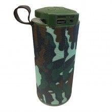 Boxa wireless rezistenta la apa, portabila, army, 10 w
