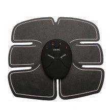 Centura electrostimulare EMS Six Pack Mobile Gym abdomen