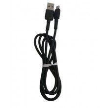 Cablu date lightning pentru telefon/tableta, 1000mm, negru