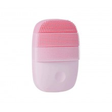 Aparat pentru curatare faciala, electric, silicon, 3 programe, roz