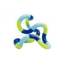 Jucarie senzoriala EDAR® antistres tip bratara, pentru copii si adulti, multicolor