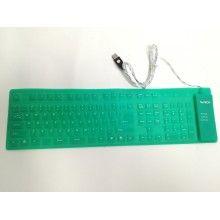 Tastatura din silicon pentru tablete si calculatoare
