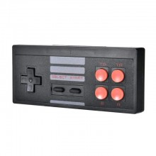 Mini consola SIKS® retro, portabila, wireless, sistem 8bit, U-box, 620 jocuri clasice