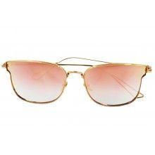 Ochelari SIKS® de soare dama, lentila roz