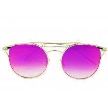Ochelari de soare cu lentila plata