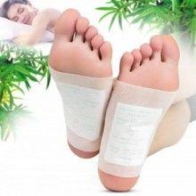 Set 10 Plasturi SIKS® pentru detoxifierea organismului