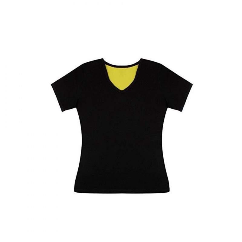 Tricou SIKS® neopren pentru slabit, negru, masura XXL
