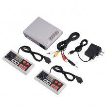 Consola gaming SIKS® retro cu 2 controllere, 620 de jocuri, multiplayer, cu cele mai indragite jocuri