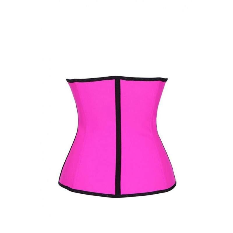 Corset SIKS® pentru modelarea corpului, M, roz