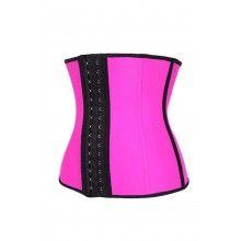 Corset SIKS® pentru modelarea corpului, XXXL, roz