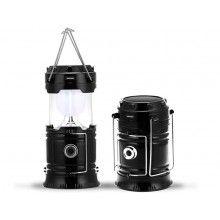 Lampa solara SIKS® reincarcabila, potrivit pentru camping, vacante, pescuit