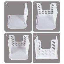 Feliator manual SIKS® pentru paine, suport, feliere uniforma, plastic