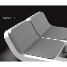 Suport laptop EDAR® pliabil, stand universal, ergonomic, aluminiu rezistent