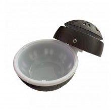 Difuzor aroma EDAR® umidificator, purificator aer, 130 ml, culoare lemn inchis