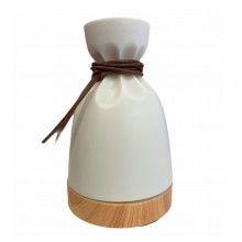 Umidificator SIKS® cu ultrasunete, model saculet, rezervor 140 ml, difuzor aroma