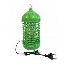 Lampa EDAR® cu lumina ultravioleta, anti-insecte, alimentare la priza, verde
