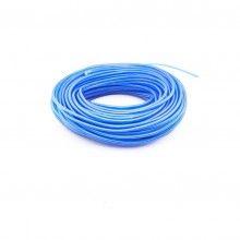 Fir SIKS® cu lumina ambientala auto, flexibil, pentru interior, albastru
