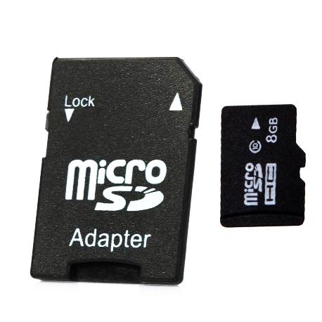 card memorie 8GB