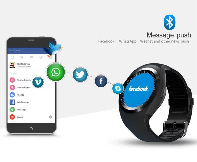 Smartwatch pedometru